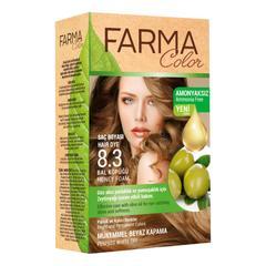 Farmasi Farma Color 8 3 Bal Kopugu Profesyonel Bitkisel Sac Boyasi