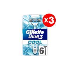 15d54c79a6678 Gillette Blue3 Cool Kullan At Tıraş Bıçağı 18'lı 8681002971998 ...