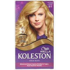 En Ucuz Koleston Naturel 8 1 Açık Küllü Kumral Saç Boyası Fiyatları