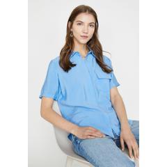 cbe594b148f49 En Ucuz Koton Bayan Gömlek Fiyatları ve Modelleri - Cimri.com