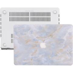48ac24475791b Macstorey MacBook Air A1369/A1466 13 inç Kılıf Sert Kapak Koruyucu Hard  ıncase Mermer 07-11-1493 ...