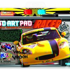 4m 3d Poster Boyama Yarış Arabası Fiyatları