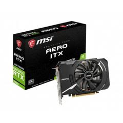 MSI VGA GEFORCE RTX 2060 AERO ITX 6G OC RTX2060 6GB GDDR6 DX12 PC