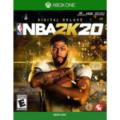 NBA 2K20 Deluxe Edition Xbox One
