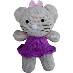 Amigurumi örgü Hello Kitty – 10marifet.org | 240x240