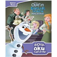 En Ucuz Olafın Karlar ülkesi Macerası Ailenin önemi Boya Oku
