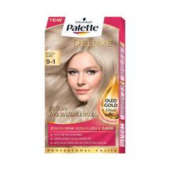En Ucuz Palette Deluxe 91 Küllü Sarı Saç Boyası Fiyatları