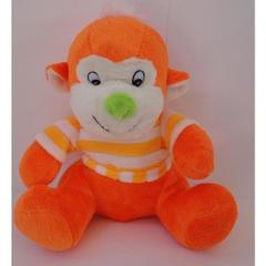 En Ucuz Peluşcu Baba Turuncu Tatlı Maymun 23 Cm Peluş Oyuncak Fiyatları