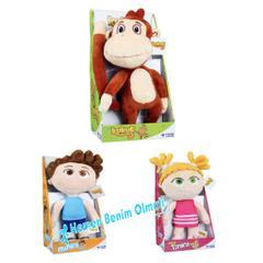 İlmek Bebek Amigurumi El Örgüsü Oyuncak Maymun Mavi Fiyatı   240x240