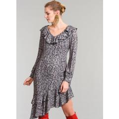 597ae37a57fd9 En Ucuz People By Fabrika Law6 Vizon Yılan Desenli Elbise Fiyatları