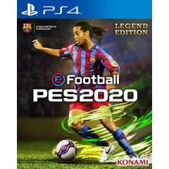 PES 2020 Legend Edition PS4