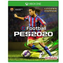 PES 2020 Legend Edition Xbox One