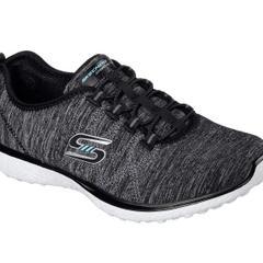 d64e859c88d5 En Ucuz Skechers 23315-BKW Siyah Kadın Spor Ayakkabı Fiyatları