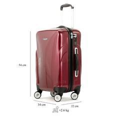 5ec96cd2bd257 U.S. Polo Assn. 7564 Kırmızı Kabin Boy Valiz Modelleri & Fiyatları
