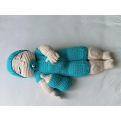 Muğla içinde, ikinci el satılık Amigurumi uykucu bebek - letgo | 240x240