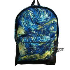 ae98d713420fb En Ucuz Van Gogh Yıldızlı Gece Sırt Çantası Fiyatları