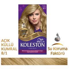 En Ucuz Wella Koleston 81 Açık Küllü Kumral Saç Boyası Seti Fiyatları