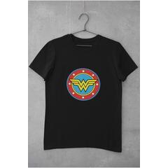 DC Comics Homme Wonder Woman 84 debout Logo T-Shirt