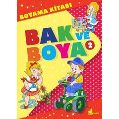 En Ucuz Yukari Bak Boyama Ve Oyun Kitabi Tam 62 çikartma Kolektif