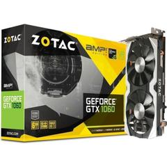 Zotac AMP! Edition Nvidia GeForce GTX 1060 6GB 192Bit GDDR5 DX12