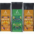 A Roasting Lab 3x50 gr Hario V60 Dripper Güney Amerika Kahveleri Deneme Paketi