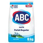 ABC Matik Dağ Ferahlığı 6 kg Toz Çamaşır Deterjanı