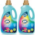 ABC Renklilere Özel 2x3 lt Sıvı Çamaşır Deterjanı