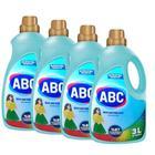 ABC Renklilere Özel 4x3 lt Sıvı Çamaşır Deterjanı