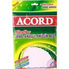 Acord Mikrofiber Genel Amaçlı Temizlik Bezi