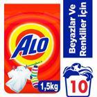 Alo Matik Renkli 1.5 kg Toz Çamaşır Deterjanı
