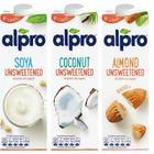 Alpro 1x3 lt Hindistan Cevizi Badem Sütü