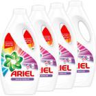 Ariel 4x1560 ml Parlak Renkler Sıvı Çamaşır Deterjanı