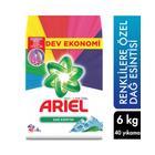 Ariel Automat 6 kg Dağ Esintisi Renklilere Özel Çamaşır Deterjanı