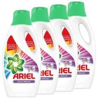 Ariel Parlak Renkler  24 Yıkama 4 Adet  Sıvı Çamaşır Deterjanı