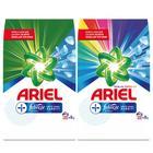 Ariel Plus Febreze Etkili 5 kg + Parlak Renkler 5 kg Toz Çamaşır Deterjanı