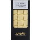 Aroha Stevia İle Tatlandırılmış Beyaz Çikolata 80 g