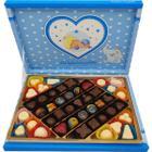 Asırlık 1453 520 gr Erkek Bebek Karma Dolgulu Special Çikolata Kutusu