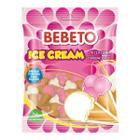 Bebeto Ice Cream 12x80 gr Jelibon