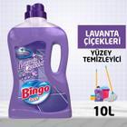 Bingo Fresh 2,5 lt 4'lü Lavanta Çiçekleri Ekonomi Paketi Yüzey Temizleyici
