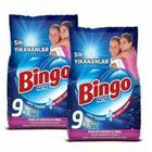 Bingo Matik 9 kg Ekonomi Paketi 2'li Toz Çamaşır Deterjanı