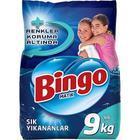 Bingo Matik 9 kg Sık Yıkananlar Çamaşır Deterjanı