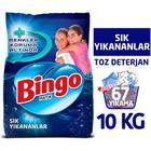 Bingo Matik Soda Etkili 10 kg Toz Çamaşır Deterjanı