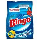 Bingo Matik Soda Etkili 9 kg Toz Çamaşır Deterjanı