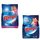 Bingo Renkliler Için 9 kg Toz Deterjan + Beyazlar İçin 6 kg Toz Deterjan