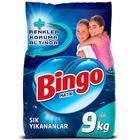Bingo Sık Yıkananlar 9 kg Çamaşır Deterjanı