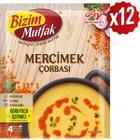 Bizim Mutfak 12x72 gr Mercimek Çorbası