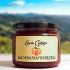 Bolu Çiftliği 330 gr Bademli Kayısı Reçeli