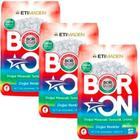 Boron 3x4 kg Doğal Renkler Toz Çamaşır Deterjanı
