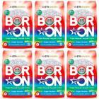 Boron 6x4 kg Doğal Renkler Toz Çamaşır Deterjanı
