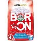 Boron Doğal 4 kg Mineralli Çamaşır Deterjanı